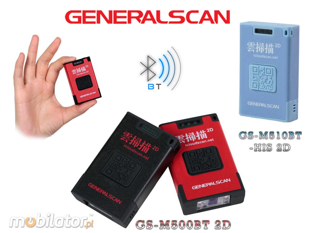 mobilator pl | Mini scanner - barcode reader 2D GENERALSCAN