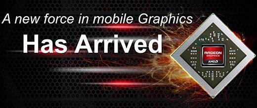 Clevo P370EM AMD Radeon Wimbledon HD 7970