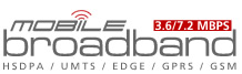 V5 Mobile Broadband 3.6/7.2 MBPS