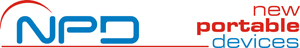 Logo New Portable Devices
