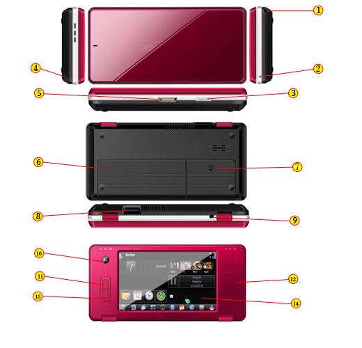mobilator MID UMPC 3gnet mi13