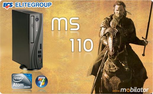 MS110 ECS new portable devices dębica mobilator minipc