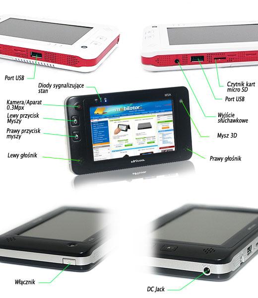 SayCool M5 MID UMPC