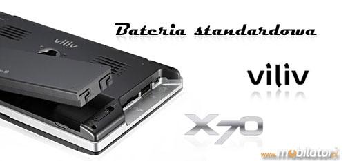 battery Viliv MID UMPC X70 bateria