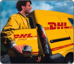 DHL national and international shipment mobilator.pl