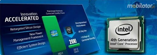 clevo w230st fourth generation intel