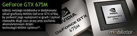 Clevo P370EM nVidia GeForce GTX 675M
