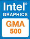 Intel GRAPHICS GMA 500 dębica mid umpc