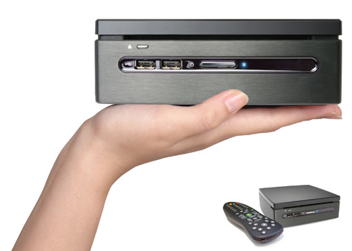 AOpen Remote COntrol in Hand