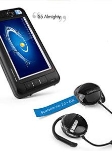 Viliv UMPC S5