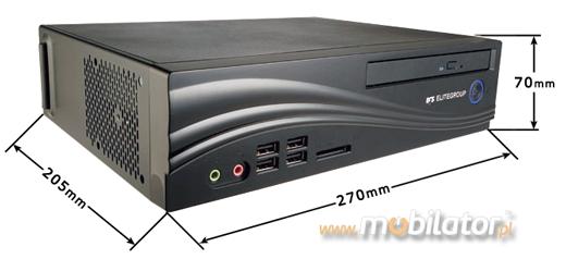 Eces MS 110 Nettop Mini PC Mobilator NPD new portable devices Mobilatop_pl