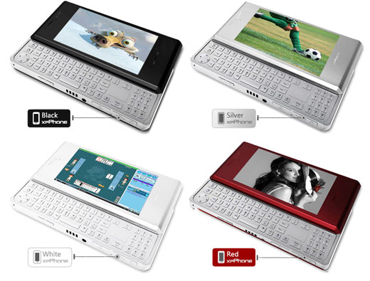 xpPhone specification